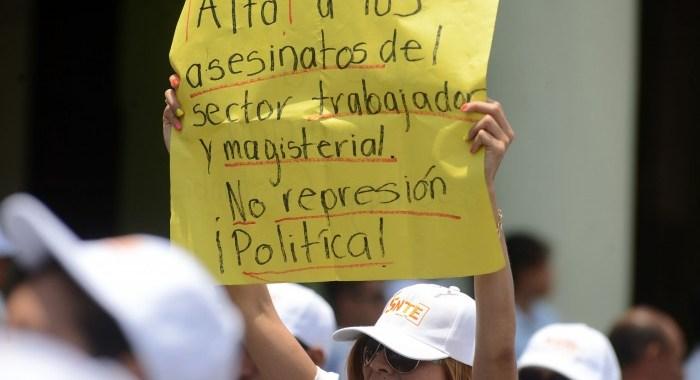 Los profesores de Guanajuato merecen paz, expone Elías Chávez
