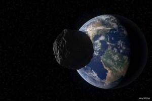 Impacto de peligroso asteroide causaría violentas afectaciones*