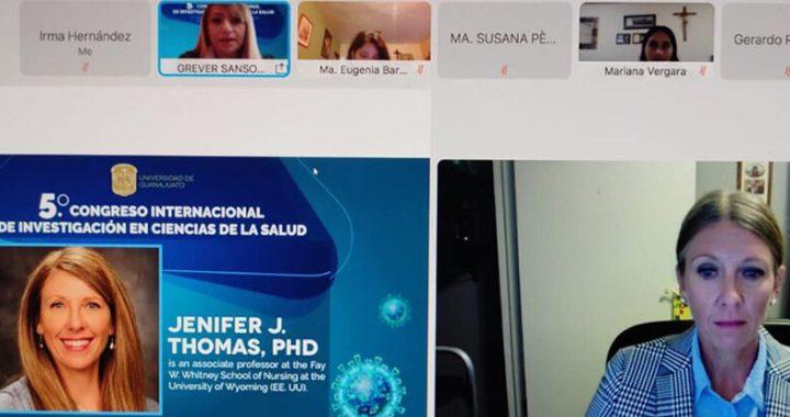 Celebra UG Congreso Internacional de Investigación en Ciencias de la Salud