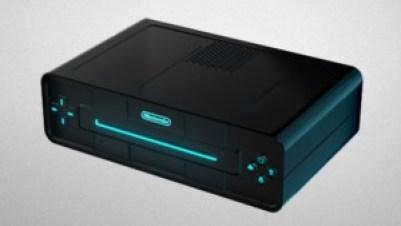 Nintendo NX Concepto