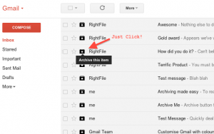 Actions for Gmail