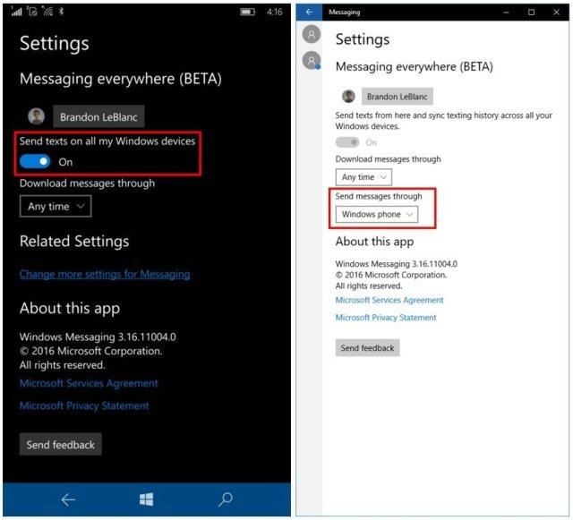 Windows 10 Actualización