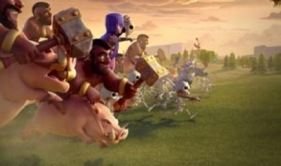 clash of clans actualizacion