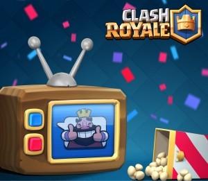 clash royale vistazo mayo modo espectador
