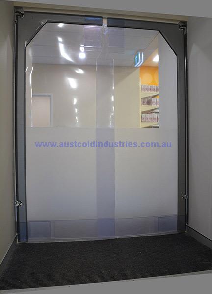 PVC Swing Doors  Heavy Duty  IndustrySearch Australia