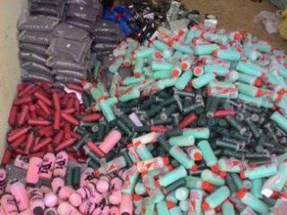 Polícia deflagra operação prende três e recupera munição ilegal na região de Oeiras 12