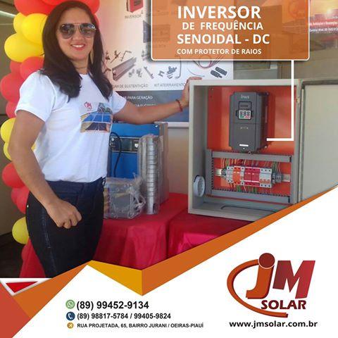 Empresa JM SOLAR apresenta soluções econômicas e sustentáveis 2