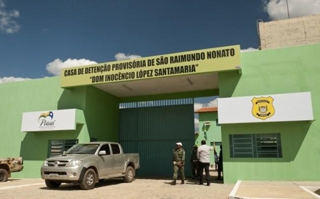 Vistoria encontra presos com tuberculose e superlotação na Casa de Detenção de SRN 1