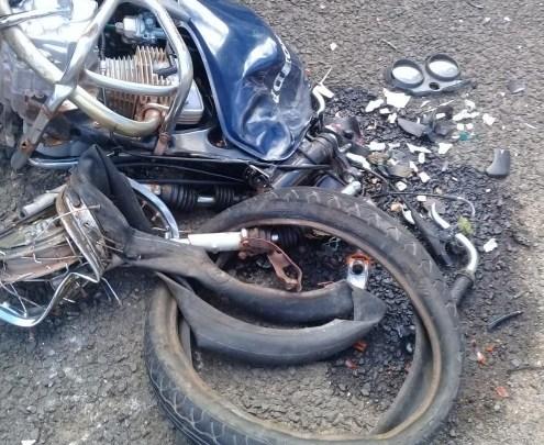 Homem morre após sofrer grave acidente na Br 230 1