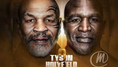 Tyson x Holyfield: negociação prevê terceira luta em novembro no Oriente Médio, diz jornal 9