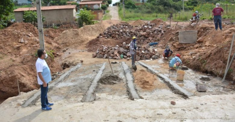 MP recomenda paralisação de obras da prefeitura de Oeiras por descumprimento de decreto municipal e estadual 1