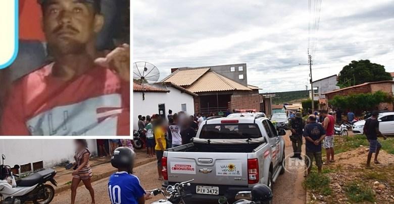 Jovem é amarrado e executado a tiros em cidade do Piauí 1