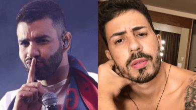 Gusttavo Lima é acusado de homofobia após fazer 'piada' com Carlinhos Maia 3