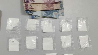 Suspeito de tráfico de drogas é preso em Campinas do Piauí 2