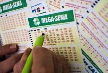 Mega-Sena acumula e pode pagar R$ 44 milhões na terça-feira 12