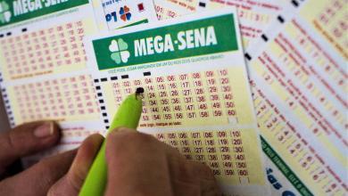 Mega-Sena acumula e pode pagar R$ 44 milhões na terça-feira 3