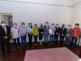 OAB ganha terreno para construção do Centro Cultural e de Lazer da OAB - Subseção de Oeiras 2