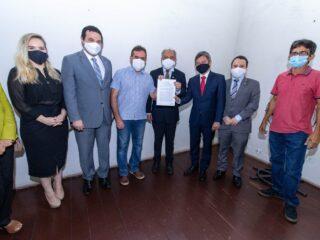 OAB ganha terreno para construção do Centro Cultural e de Lazer da OAB - Subseção de Oeiras 3