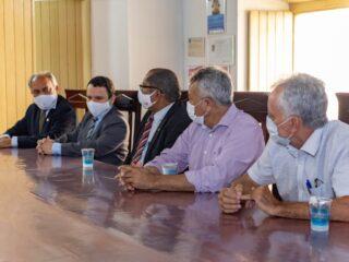 OAB ganha terreno para construção do Centro Cultural e de Lazer da OAB - Subseção de Oeiras 4