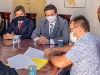 OAB ganha terreno para construção do Centro Cultural e de Lazer da OAB - Subseção de Oeiras 7