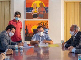 OAB ganha terreno para construção do Centro Cultural e de Lazer da OAB - Subseção de Oeiras 8