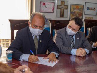 OAB ganha terreno para construção do Centro Cultural e de Lazer da OAB - Subseção de Oeiras 9