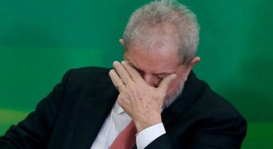 Lula não entrega recibos a Moro