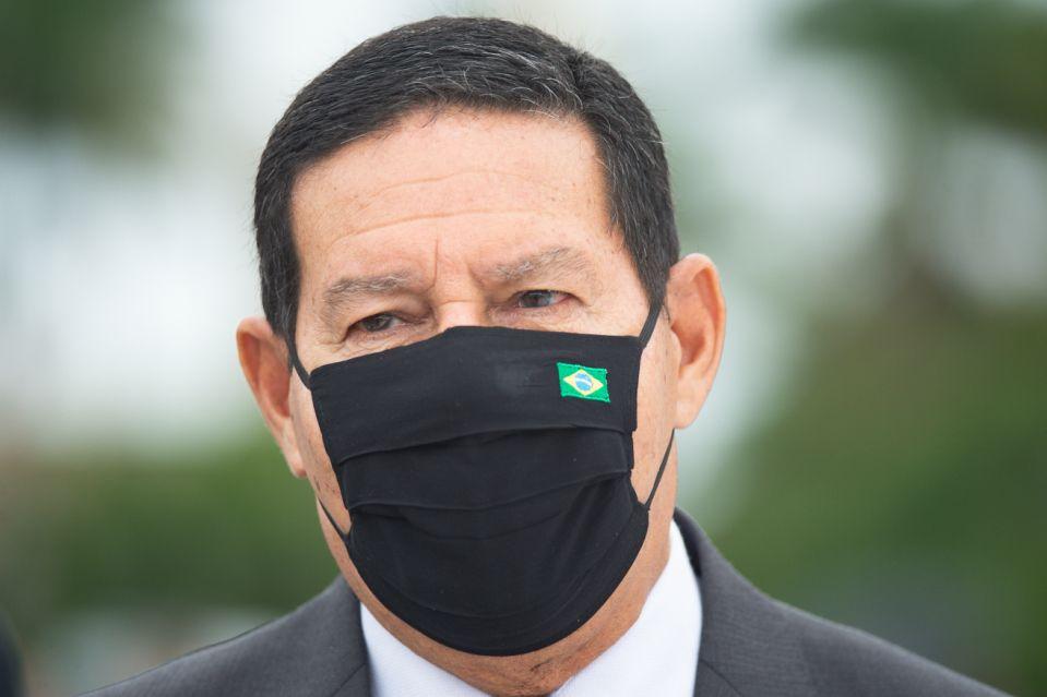 Líder da Força Sindical defenderá auxílio de R$ 600 em encontro com Mourão