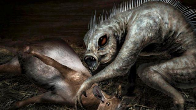 BICHO ASSUSTADOR: Chupa-Cabra faz 70 anos e o mistério continua