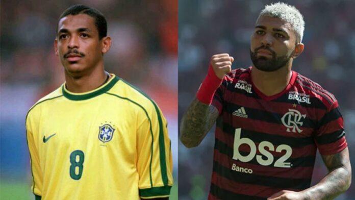 Flamengo: Vampeta polemiza ao falar de Gabigol: 'Não está no meu top-10 de ídolos do clube'
