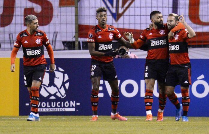 Flamengo supera altitude e dispara na Libertadores da América