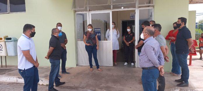 Prefeitura de Petrolândia inaugura Centro Covid-19 com plantão médico 24 horas