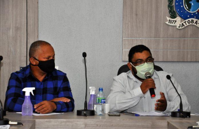 JATOBÁ: Vereadores Jailton, Nivaldo, Nilson, Eudes e Toinho solicitam dentro das possibilidades que sejam realizadas