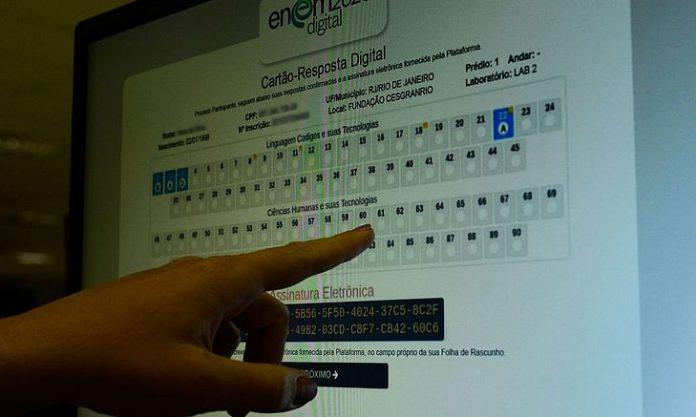Enem Digital vai ofertar mais de 100 mil vagas; provas estão marcadas para novembro