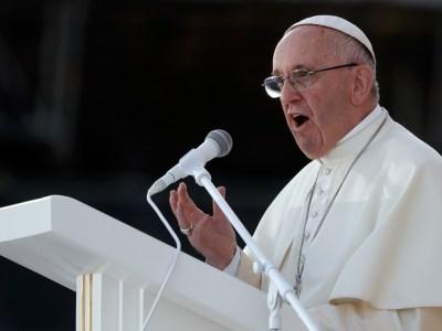 Papa Francisco envia mensagem para os Jogos Olímpicos