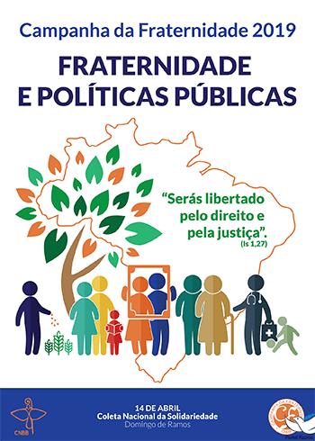 Cartaz da Campanha da Fraternidade 2019 - Para baixar