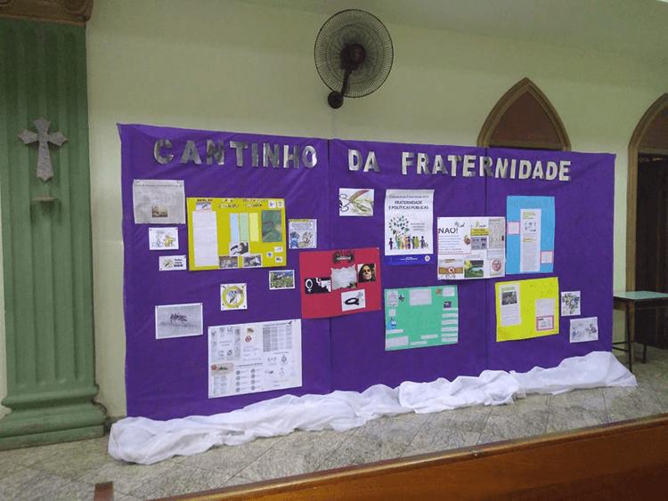 Eventos da Campanha da Fraternidade 2019