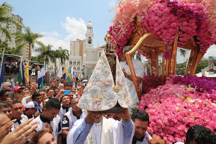 A festa do Círio de Nossa Senhora de Nazaré 2019
