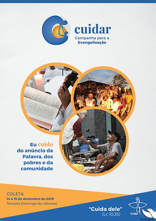 Cartaz da Campanha para a Evangelização de 2019 - Principal