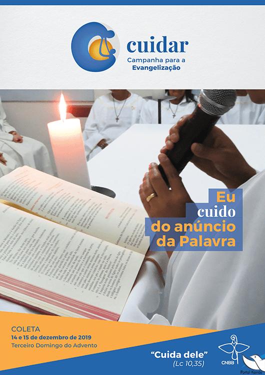Cartaz da Campanha para a Evangelização de 2019 - 04