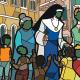 Atividade - Colagem com o Cartaz da CF 2020 (coloque os rostos das crianças)