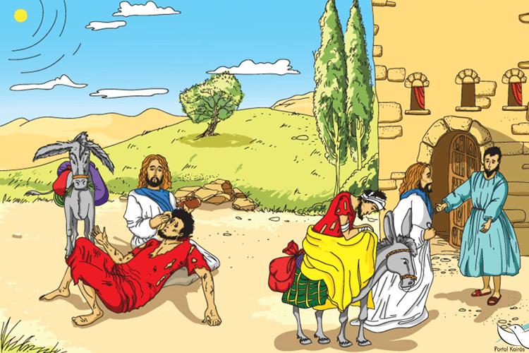 CF 2020: Quem era o Bom Samaritano?