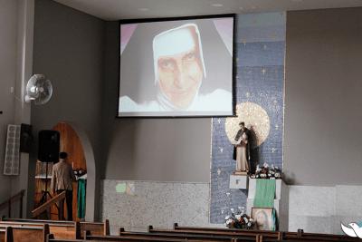 Apresentação sobre a vida da Irmã Dulce