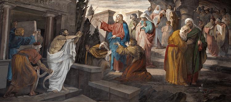 Reflexão e sugestão para a missa do 5° Domingo da Quaresma 2020