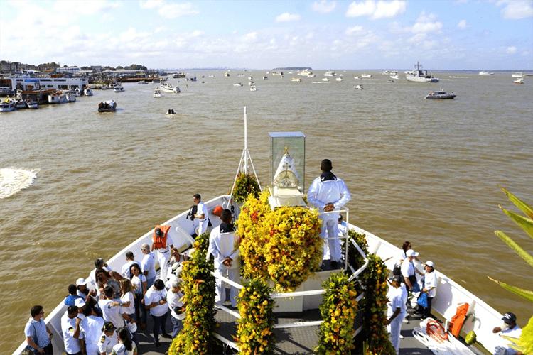 Tradicional evento do Círio de Nazaré