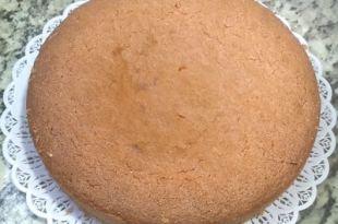 Bolo de Morango (Nesquik) Simples