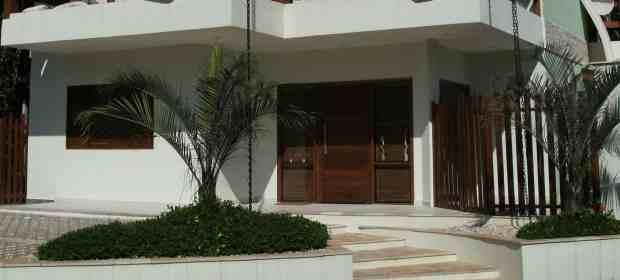 Esquadrias de madeira de alto padrão - Portas de entrada de madeira maciça