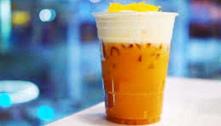 Resep Bikin Cheese Thai Tea yang Super Nikmat