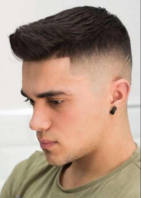 Potong Rambut Tni : potong, rambut, Model, Rambut, Pendek, -PortalMadura.com