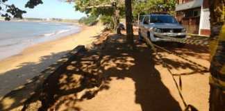Prefeitura de Guarapari abre licitação para construção do muro em Meaípe